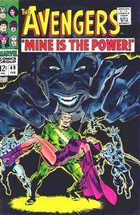 Cover Thumbnail for The Avengers (Marvel, 1963 series) #49