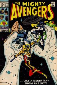 Cover Thumbnail for The Avengers (Marvel, 1963 series) #64 [Regular Edition]