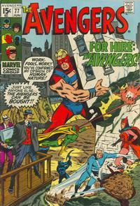 Cover Thumbnail for The Avengers (Marvel, 1963 series) #77 [Regular Edition]
