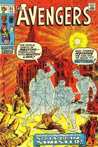 Cover Thumbnail for The Avengers (Marvel, 1963 series) #85