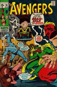 Cover Thumbnail for The Avengers (Marvel, 1963 series) #86 [Regular Edition]