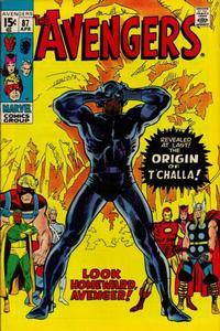 Cover Thumbnail for The Avengers (Marvel, 1963 series) #87 [Regular Edition]