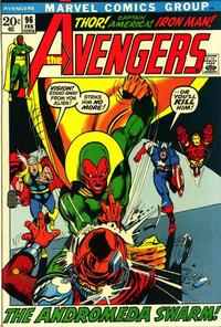 Cover Thumbnail for The Avengers (Marvel, 1963 series) #96 [Regular Edition]