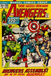 Cover for The Avengers (Marvel, 1963 series) #100 [Regular Edition]