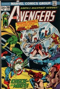Cover Thumbnail for The Avengers (Marvel, 1963 series) #108