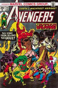 Cover Thumbnail for The Avengers (Marvel, 1963 series) #131