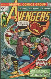 Cover Thumbnail for The Avengers (Marvel, 1963 series) #132