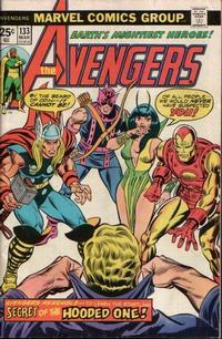 Cover Thumbnail for The Avengers (Marvel, 1963 series) #133