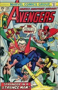 Cover Thumbnail for The Avengers (Marvel, 1963 series) #138