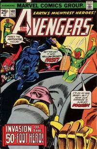 Cover Thumbnail for The Avengers (Marvel, 1963 series) #140
