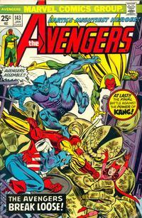 Cover Thumbnail for The Avengers (Marvel, 1963 series) #143