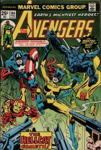 Cover for The Avengers (Marvel, 1963 series) #144