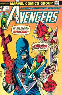 Cover Thumbnail for The Avengers (Marvel, 1963 series) #145