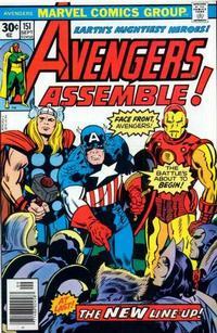 Cover Thumbnail for The Avengers (Marvel, 1963 series) #151