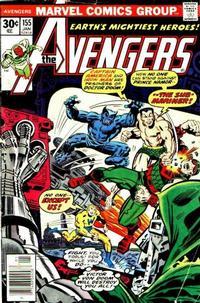 Cover Thumbnail for The Avengers (Marvel, 1963 series) #155 [Regular Edition]