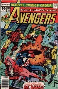 Cover Thumbnail for The Avengers (Marvel, 1963 series) #156 [Regular Edition]