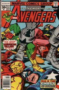 Cover Thumbnail for The Avengers (Marvel, 1963 series) #157 [Regular Edition]