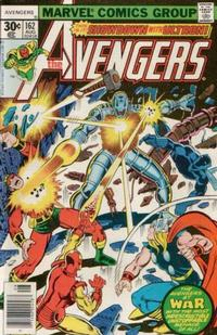 Cover Thumbnail for The Avengers (Marvel, 1963 series) #162 [30¢ Cover Price]