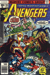 Cover Thumbnail for The Avengers (Marvel, 1963 series) #164 [30¢ Cover Price]