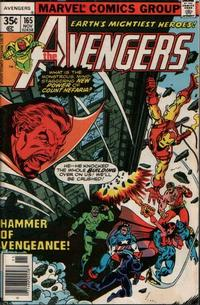 Cover Thumbnail for The Avengers (Marvel, 1963 series) #165 [Regular Edition]