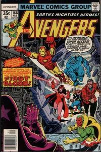 Cover Thumbnail for The Avengers (Marvel, 1963 series) #168 [Regular Edition]
