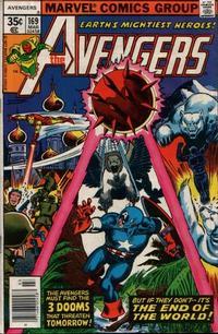 Cover Thumbnail for The Avengers (Marvel, 1963 series) #169 [Regular Edition]