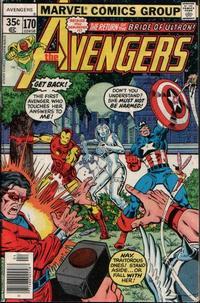 Cover Thumbnail for The Avengers (Marvel, 1963 series) #170 [Regular Edition]