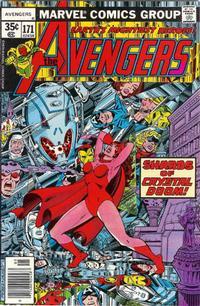 Cover Thumbnail for The Avengers (Marvel, 1963 series) #171 [Regular Edition]