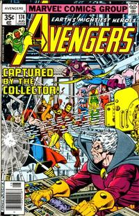 Cover Thumbnail for The Avengers (Marvel, 1963 series) #174 [Regular Edition]