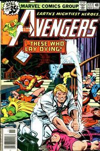 Cover Thumbnail for The Avengers (Marvel, 1963 series) #177 [Regular Edition]