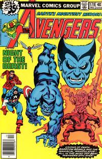 Cover Thumbnail for The Avengers (Marvel, 1963 series) #178 [Regular Edition]