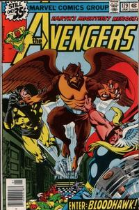 Cover Thumbnail for The Avengers (Marvel, 1963 series) #179 [Regular Edition]