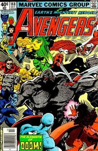 Cover Thumbnail for The Avengers (Marvel, 1963 series) #188 [Newsstand Edition]