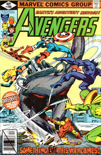 Cover Thumbnail for The Avengers (Marvel, 1963 series) #190 [Direct Edition]