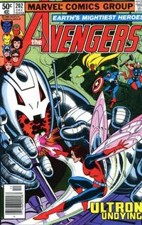 Cover Thumbnail for The Avengers (Marvel, 1963 series) #202 [Newsstand]