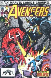 Cover Thumbnail for The Avengers (Marvel, 1963 series) #226 [Direct Edition]