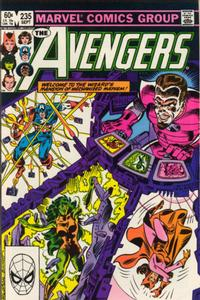 Cover Thumbnail for The Avengers (Marvel, 1963 series) #235 [Direct Edition]