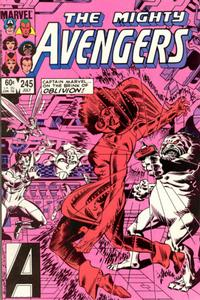 Cover Thumbnail for The Avengers (Marvel, 1963 series) #245 [Direct Edition]