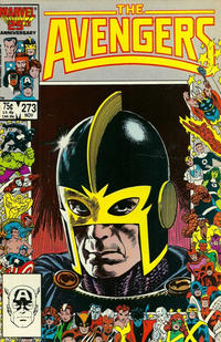 Cover Thumbnail for The Avengers (Marvel, 1963 series) #273 [Direct Edition]
