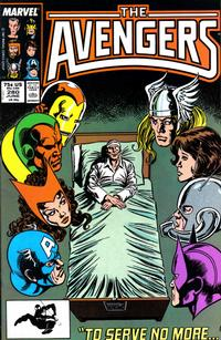Cover Thumbnail for The Avengers (Marvel, 1963 series) #280 [Direct Edition]