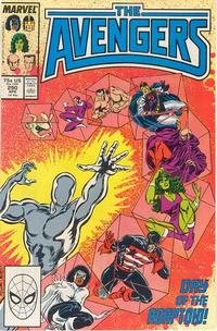 Cover Thumbnail for The Avengers (Marvel, 1963 series) #290 [Direct]