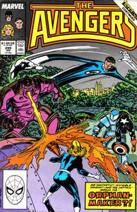 Cover Thumbnail for The Avengers (Marvel, 1963 series) #299 [Direct]