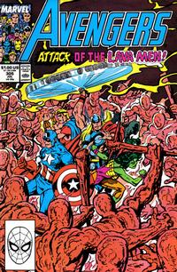Cover Thumbnail for The Avengers (Marvel, 1963 series) #305 [Direct Edition]