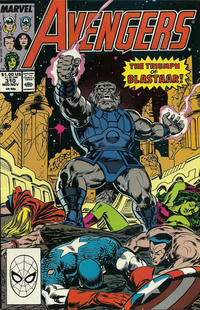Cover Thumbnail for The Avengers (Marvel, 1963 series) #310 [Direct Edition]