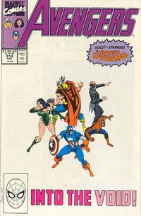 Cover Thumbnail for The Avengers (Marvel, 1963 series) #314 [Direct Edition]