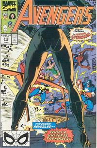 Cover Thumbnail for The Avengers (Marvel, 1963 series) #315 [Direct Edition]