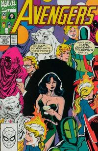 Cover Thumbnail for The Avengers (Marvel, 1963 series) #325 [Direct]