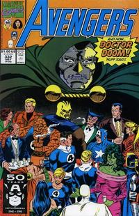 Cover Thumbnail for The Avengers (Marvel, 1963 series) #332 [Direct]