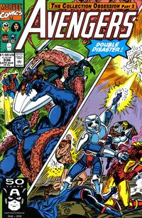 Cover Thumbnail for The Avengers (Marvel, 1963 series) #336 [Direct Edition]