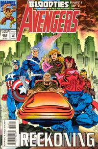 Cover Thumbnail for The Avengers (Marvel, 1963 series) #368 [Direct Edition]